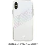 md-74260-1 [iPhoneXS/X New Balance TPU+PC クリアケース/クリア]