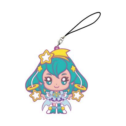STP-550575 スター☆トゥインクルプリキュア プリポップ厚盛りラバーチャーム キュアミルキー [キャラクターグッズ]