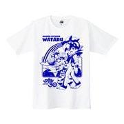 WATARU-00002 魔神英雄伝ワタル Over The Rainbow Tシャツ L [キャラクターグッズ]