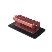 NB-CAHOLD04-RED [ケーブルホルダー デスク式 レッドアルマイト]