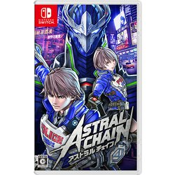 ASTRAL CHAIN(アストラル チェイン) [Nintendo Switchソフト]