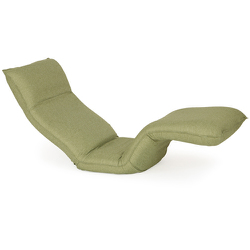ay-asiage3-gr [腰に優しい脚上げ寝椅子3 グリーン]
