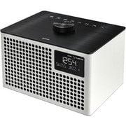 875419016825JP Geneva Acustica Lounge Radio White [Bluetoothスピーカー ホワイト]