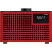875419016849JP Geneva Acustica Lounge Radio Red [Bluetoothスピーカー レッド]