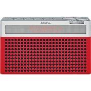 875419016689JP Geneva Touring S+ Red [Bluetoothスピーカー レッド]
