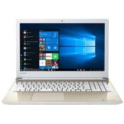 P1X5JDEG [Dynabook X5/15.6型/Core i5 8250U/メモリ 8GB/SSD 256GB/Windows 10 Home 64bit/Microsoft Office Home & Business 2019/サテンゴールド オリジナルモデル]
