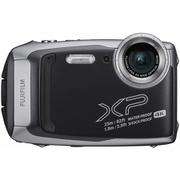 FinePix XP140 ダークシルバー [コンパクトデジタルカメラ XPシリーズ]