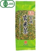 有機玄米茶 200g