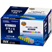 INK-EKUILB-6P [エプソン互換 クマノミL 6P]