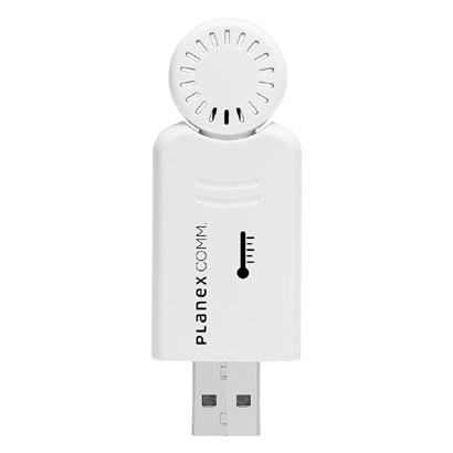 WS-USB01-THP [USB直接給電型WiFiどこでもセンサー 温度・湿度・気圧計測 どこでも環境センサー]
