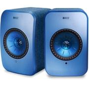 SP3994CX KEF LSX [アンプ内蔵アクティブスピーカー(30W+70W)×2  Bluetooth/Wi-Fi/AirPlay2対応 ブルー]