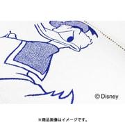38-1023380B [Disney ポージング+2 60cm×120cm ブルー バスタオル]