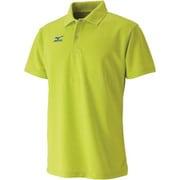 テニス ゲームシャツ 62JA6010 (37)ライムグリーン XSサイズ [テニスウェア 半袖シャツ]