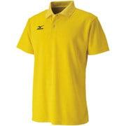 テニス ゲームシャツ 62JA6010 (45)サイバーイエロー XSサイズ [テニスウェア 半袖シャツ]
