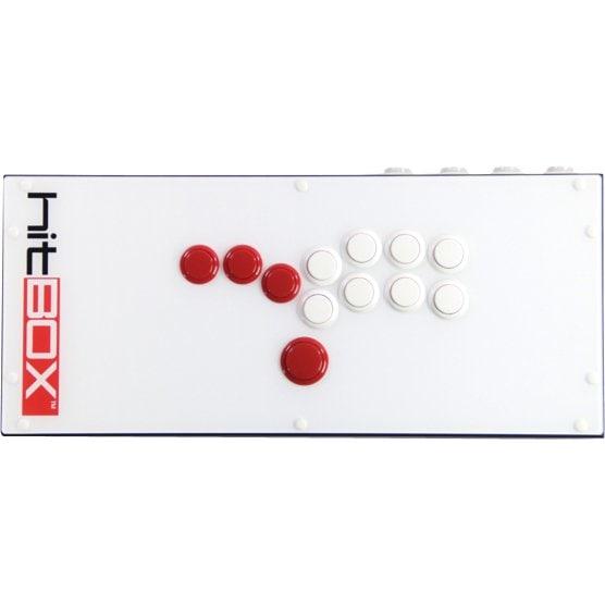 hitBOX PS4&PC対応 レバーレスゲームコントローラー
