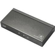 RS-HDSP2P-4K [4K60Hz対応 1入力2出力 HDMI分配器]
