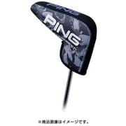 PING 19SS 34548-01 HC-U191 カモヘッドカバーブレードパターカバー ブラック