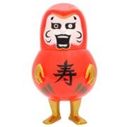 No,25 あいつマル(紅白の紅) [ソフビ フィギュア]