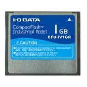 CFU-IV1GR [コンパクトフラッシュカード (工業用モデル) 1GB]