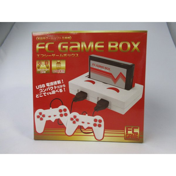 FC GAME BOX3