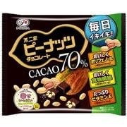 ピーナッツチョコレート カカオ70% 152g