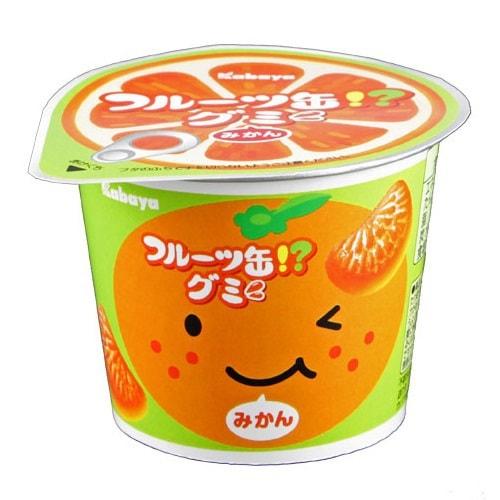 フルーツ缶グミ 50g