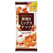 Eサイズプラス素焼きミックスナッツ 34g