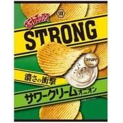 ポテトチップスSTRONG サワークリームオニオン 56g