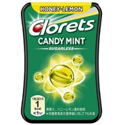 クロレッツキャンディミント ハニーレモン 14.4g