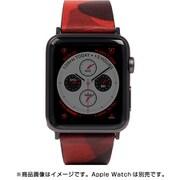 AppleWatch42/44バンド Camo Leather RD