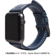 AppleWatch42/44バンド Temponata LeatherBL