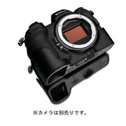 XS-CHZ6/7BK [ニコン Z6/Z7用本革カメラハーフケース ブラック]