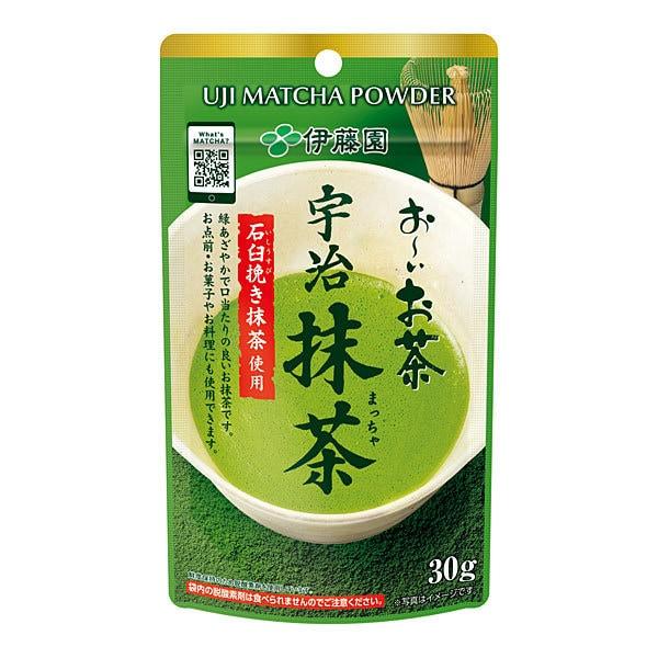 お~いお茶 宇治抹茶 30g