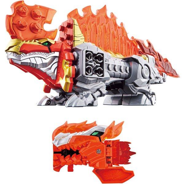 騎士竜戦隊リュウソウジャー 騎士竜シリーズ06 DXディメボルケーノ [対象年齢:3歳~]