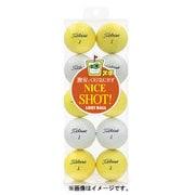 ロストボール NICE SHOT! 10P