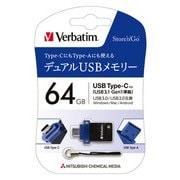 USBSTC64GBV1 [USBメモリ Type-C USB3.0対応 64GB Win/Mac対応]