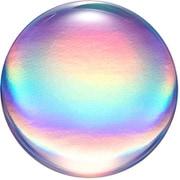 PopGrip Rainbow Orb Gloss [スマートフォンアクセサリー]