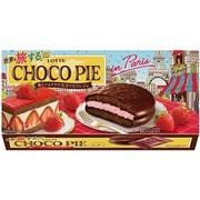 世界を旅するチョコパイ 苺とショコラで仕立てたフレジェ 1箱(6個入) [ビスケット・クッキー]