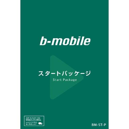 BM-ST-P [b-mobile スタートパッケージ SIMカード]