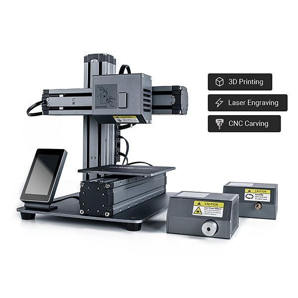 3-in-1 3D Printer [1台3役全金属製3Dプリンター]