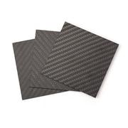 Carbon Fiber Sheet (3 Pieces) [炭素繊維シート 3枚入り]