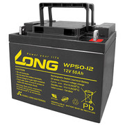 WP50-12 [制御弁式鉛蓄電池 電動車・セニアカー用]