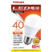 LDA4L-G/K40V1 [LED電球 40W 電球色 E26]