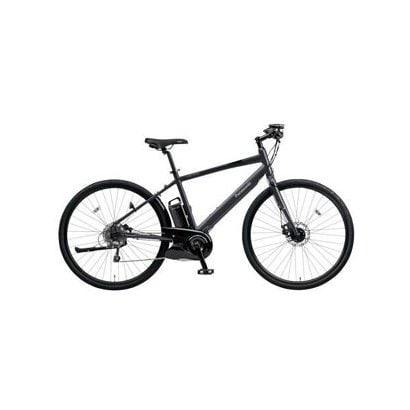 BE-ELHC44BB [電動アシスト自転車 ジェッター440 700×38C 外装8段変速 2019年モデル マットチャコールブラック]