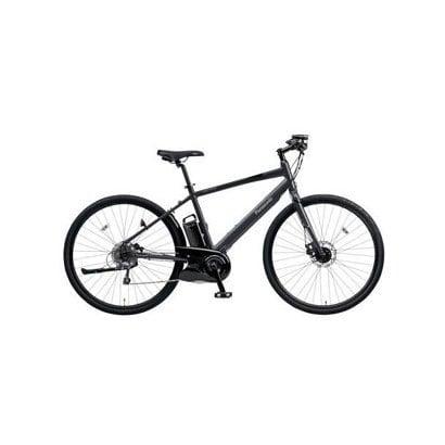 BE-ELHC49BB [電動アシスト自転車 ジェッター490 700×38C 外装8段変速 2019年モデル マットチャコールブラック]