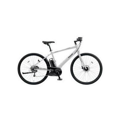 BE-ELHC49BN [電動アシスト自転車 ジェッター490 700×38C 外装8段変速 2019年モデル マットクラウディグレー]
