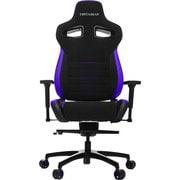 VG-PL4500-BP [Vertagear Racing Series P-Line PL4500 Coffee Fiber with Silver Gaming Chair Black&Purple]