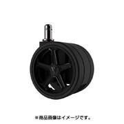 VG-CASRS1-65BK [Vertagear Racing Series Opt Penta RS1 Casters 65mマット(5pack) Black]