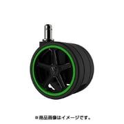 VG-CASRS1-65GR [Vertagear Racing Series Opt Penta RS1 Casters 65mマット(5pack) Green]
