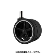 VG-CASRS1-65WT [Vertagear Racing Series Opt Penta RS1 Casters 65mマット(5pack) White]